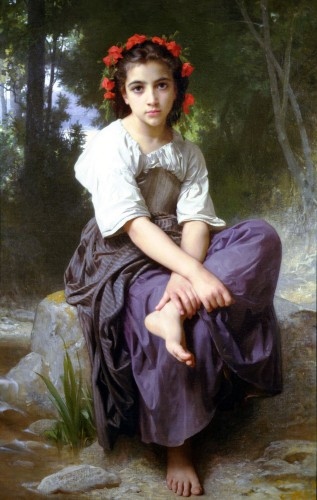 William-Adolphe_Bouguereau_(1825-1905)_-_At_the_Edge_of_the_Brook_(1875).jpg